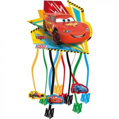 Piñata de #Cars #Disney #cumple