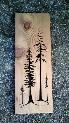 32 Ideas for DIY Wood Burning Art project - Barn wood Ideas for DIY Wood Burning Art project - Barn wood crafts What's wood burning ? The tree burnt by shading strategy by moving a photo on wood is cal. Barn Wood Crafts, Wood Burning Crafts, Wood Burning Patterns, Wood Burning Art, Wood Burning Projects, Arte Pallet, Pallet Art, Diy Holz, Wood Creations