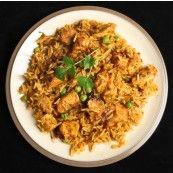 Pakistani Chicken Biryani Yakhni! One of our favorites here at Taaza.