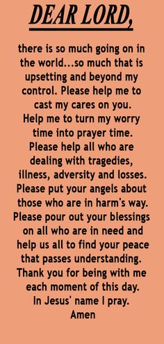 Prayer to God for Blessings and Help - Jesus Quote - Christian Quote - Prayer to God for Blessings and Help The post Prayer to God for Blessings and Help appeared first on Gag Dad. Prayer Times, Prayer Scriptures, Bible Prayers, Catholic Prayers, Faith Prayer, God Prayer, Prayer Quotes, Power Of Prayer, Faith Quotes