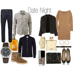 Fall date night attire