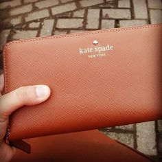 Love Kate Spade. Ask my Mom for color specifics or whatever if you're really looking into this. Or just ask me. I'm old enough to know what I'm getting already.
