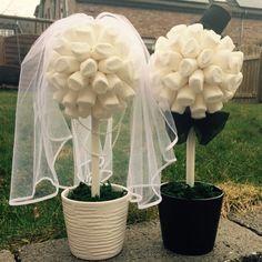 Candy Tree * Braut & Bräutigam *Hochzeit *Candybar