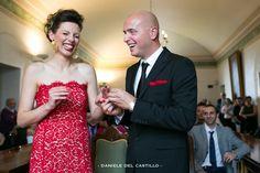 Wedding in Red, Francesca & Diego » Destination wedding photographer » wedding photographer Sydney