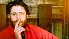 Dean Winchester, Jensen Ackles, Supernatural, Occult