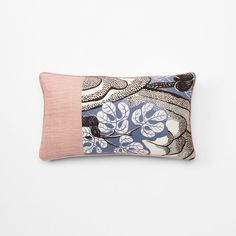 Pillows. Josef Frank Patterns on Rectangular Cushion With Piping. Shop It: Svenskt Tenn.