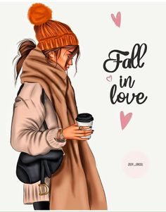 Autumn Illustration, Illustration Artists, Pretty Art, Cute Art, Casual Summer Outfits For Teens, Fashion Gal, Baby Pink Aesthetic, Afro Girl, Cute Girl Wallpaper