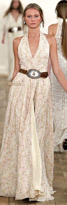 beautiful fabric Ralph Lauren Dress