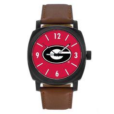 Men's Sparo Georgia Bulldogs Knight Watch, multicolor