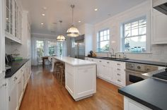 Two Story Addition - traditional - kitchen - newark - by Anthony James Construction
