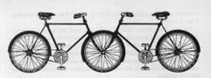 Dual bicycle - how do you know this wouldn't work?