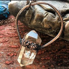 A personal favorite from my Etsy shop https://www.etsy.com/listing/270652638/double-terminated-citrine-crystal