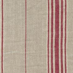 Inchyra Linen Ticking And Gingham Fabric Collection
