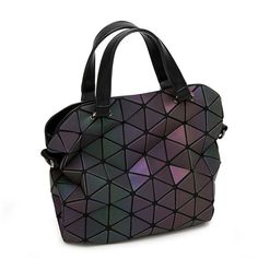 d08f2f7ab5e6 European style Big ladies hand bags tote Brand High Quality Handbag Women  Bag Geometric Briefcase Bags Men