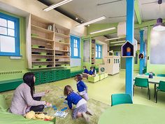Neugestaltung der Rosemary Works School in London von Aberrant Architecture
