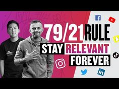 (2) The 79 / 21 Rule to Build a Long Term Business - YouTube