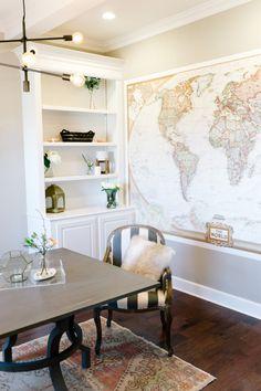 Home Office Decor Inspiration