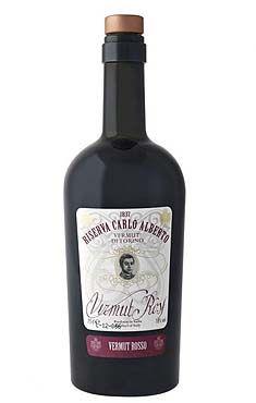 Riserva Carlo Alberto, el auténtico vermut de reyes