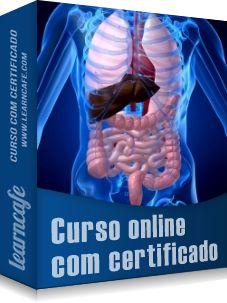 Curso online com certificado! Sistema Digestório Humano #learncafe - http://www.learncafe.com/blog/?p=2736