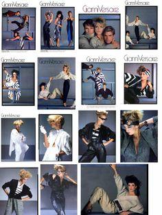 Versace Spring 1984