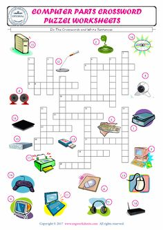 4 Crossword Puzzles for Kids Classroom Worksheets puter Parts ESL Printable Vocabulary Worksheets √ Crossword Puzzles for Kids Classroom Worksheets . 4 Crossword Puzzles for Kids Classroom Worksheets . Puter Parts Esl Printable Vocabulary Worksheets in Elementary Computer Lab, Computer Lab Lessons, Computer Lab Classroom, Kids Computer, Computer Teacher, Computer Basics, Computer Class, Technology Lessons, Computer Science
