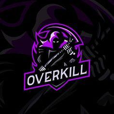 Premium Vector | Reaper shooter esport logo mascot design Team Logo Design, Mascot Design, Gas Mask Art, Avengers Outfits, Esports Logo, Dark Thoughts, Badge Logo, Dragon Design, Grim Reaper