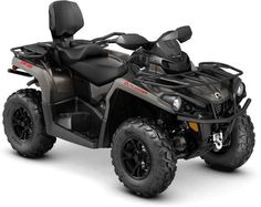 New 2017 Can-Am Outlander Max Xt 570 Magnesium Metallic ATVs For Sale in Alabama. 2017 Can-Am Outlander Max Xt 570 Magnesium Metallic, Power, reliability and handling with comfort for two.