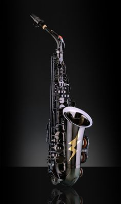 Alessi Alessofono 1993 design of a saxophone. #music #instruments #saxophone http://www.pinterest.com/TheHitman14/music-instruments/