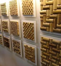 Bamboo decoration ideas – Trend Decor for You! Bamboo Art, Bamboo Crafts, Bamboo Fence, Bamboo Landscape, Decoration Restaurant, Bamboo House Design, Bamboo Building, Bamboo Structure, Bamboo Construction