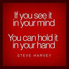 Thanks Steve Harvey