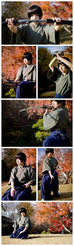 Refining mind and sword by gk-reiko.deviantart.com on @deviantART - Kiku