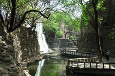 Сад Камней, Чандигарх