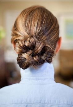www.pegasebuzz.com | Equestrian hairstyle