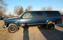 1995 GMC SUBURBAN    89,177 Miles  							    Sport Utilities |    Automatic   cylinders |  engine   	                            $1000 down  $250/month