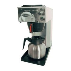 Newco AK-TC Pourover Thermal Carafe Coffee Brewer