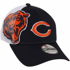 New Era Chicago Bears Goal Line 9Fifty Snapback Hat - Navy Blue ... 1fe660218