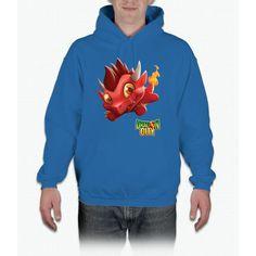 Dragon City: Flame Dragon T-Shirt Hoodie