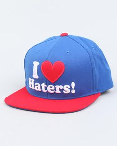 Haters Snapback by DGK Fashion Caps 162dfbfc879