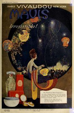 Mavis Cosmetics 1921