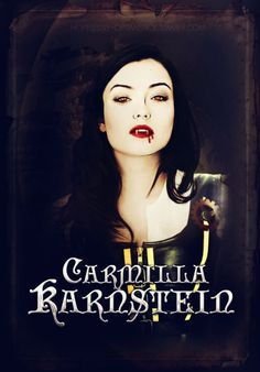 Carmilla Karnstein  by Hopelessly-optimistic