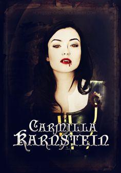 Carmilla Karnstein  by Hopelessly-optimistic