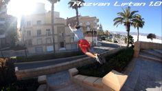 Razvan Liftan 1.0 - Parkour Almería!