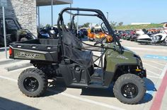 New 2016 Polaris RANGER 570 Sage Green ATVs For Sale in Texas. 2016 Polaris RANGER 570 Sage Green,