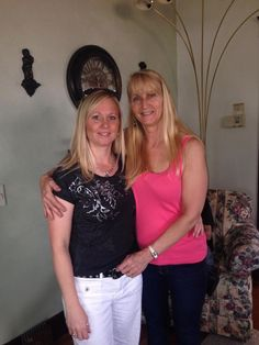 Julie ( BFF ) & Stephanie