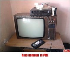 Kino domowe in PRL