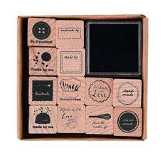 7 regalos creativos para almas Hand Made :) ¿Quieres verlos?  http://www.mbfestudio.com/2015/12/regalos-creativos-para-almas-hand-made.html #crafts #handmade #gift #regalo #artesania #caja #sellos #artesana