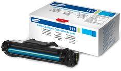 Original black crni toner kertridž SAMSUNG MLT-D117S Laser Printer SCX-4650F SCX-4650N SCX-4652F SCX-4655F kapacitet 2.500 strana