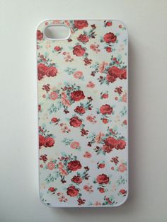 Pink Rose Floral iPhone Case | Wild Daisy