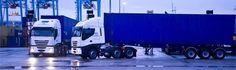 Container Transport, Basel, Transportation, Trucks, Vehicles, Autos, Truck, Car, Vehicle
