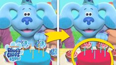 Spot The Difference Games, Happy Birthday Blue, Blues Clues, Smurfs, Children, Young Children, Boys, Kids, Child